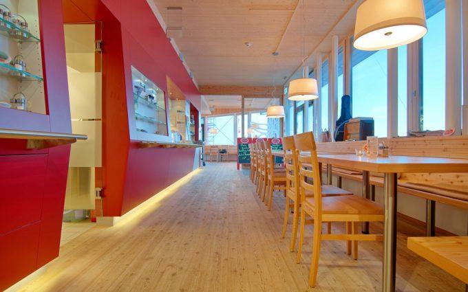 Gipfelhaus Dobratsch Restaurant