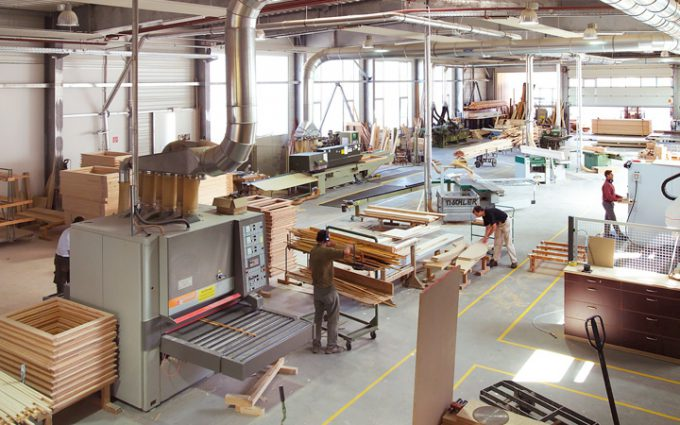 Der Bauhof der Firma Willroider - modernste Anlagen und naturverbundene Firmenphilosophie