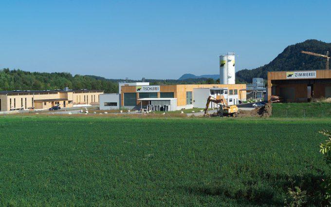 Zukunftsorientiertes Denken und schonender Umgang mit der Umwelt - Das Bauunternehmen der Zukunft - Willroider