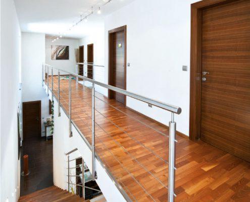 Stiegenhaus - Design und Funktionalität von Willroider