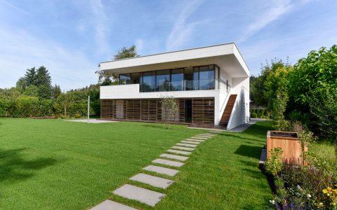 Haus mit Garten von Willroider
