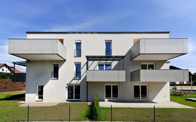 Wohnanlage Villach - Willroider Eigentumswohnungen Stadtvillen