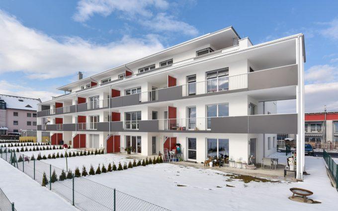 Wohnanlage Villach - Willroider Eigentumswohnungen Distelweg