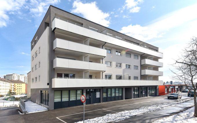 Wohnanlage Villach - Willroider Eigentumswohnungen am Stadpark