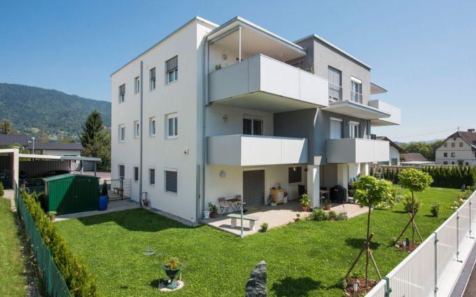 Wohnanlage Villach - Willroider Eigentumswohnungen Hafnerstrasse