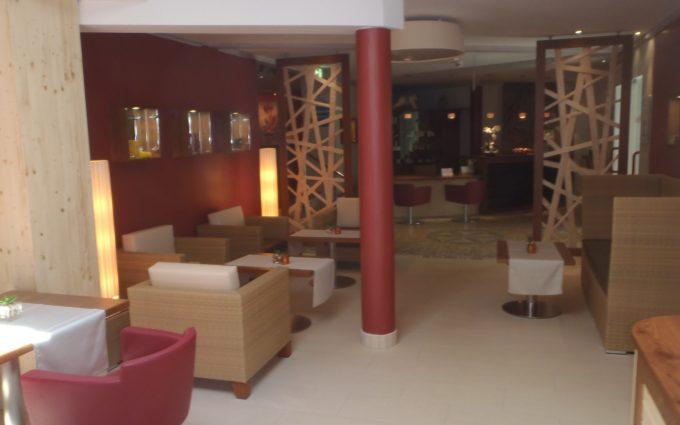 Giardino Hotel die Post Ronacher Lobby