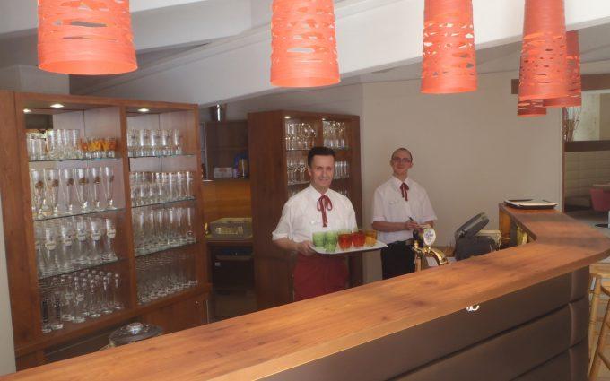 Giardino Hotel die Post Ronacher Bar