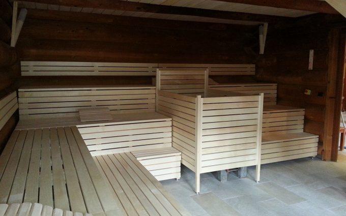 Saunabereich Hotel Ronacher