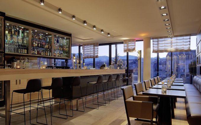 Holiday Inn Villach Bar