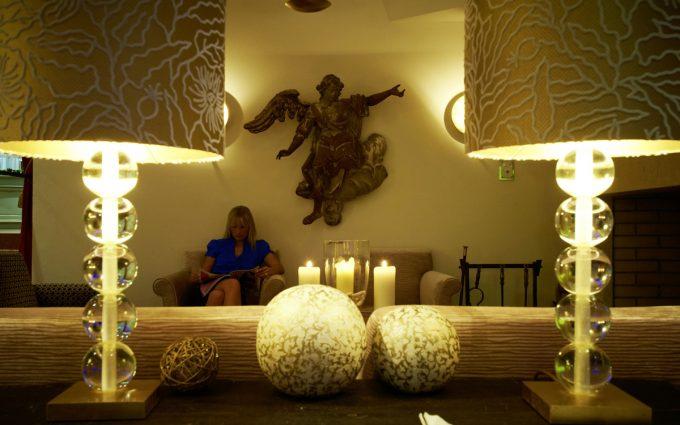 Hotel Ronacher Lobby