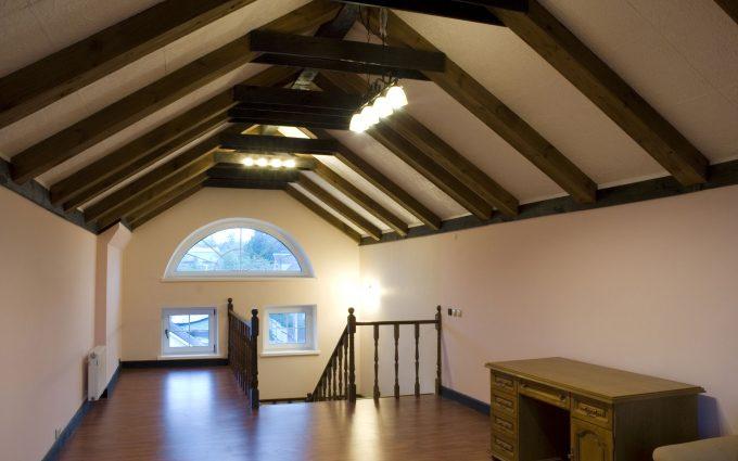 Wohnraum im Dachstuhl nutzen