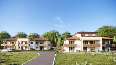 Mehrfamilienwohnhausanlage St. Agathen